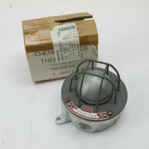 New Chemetronics WPB/MPB-501 Fire Detection Heat Detector 464414 NOS