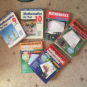 Hase Maths Textbooks Adelaide CBD Adelaide City Preview