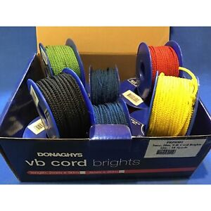 Donaghys VB cord 3mm x 20m. Selling by the box of 10 Coomera Gold Coast North Preview