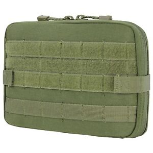 CONDOR OD GREEN MA54 MOLLE PALS Tactical Tool Utility Accessory T&T Vest Pouch