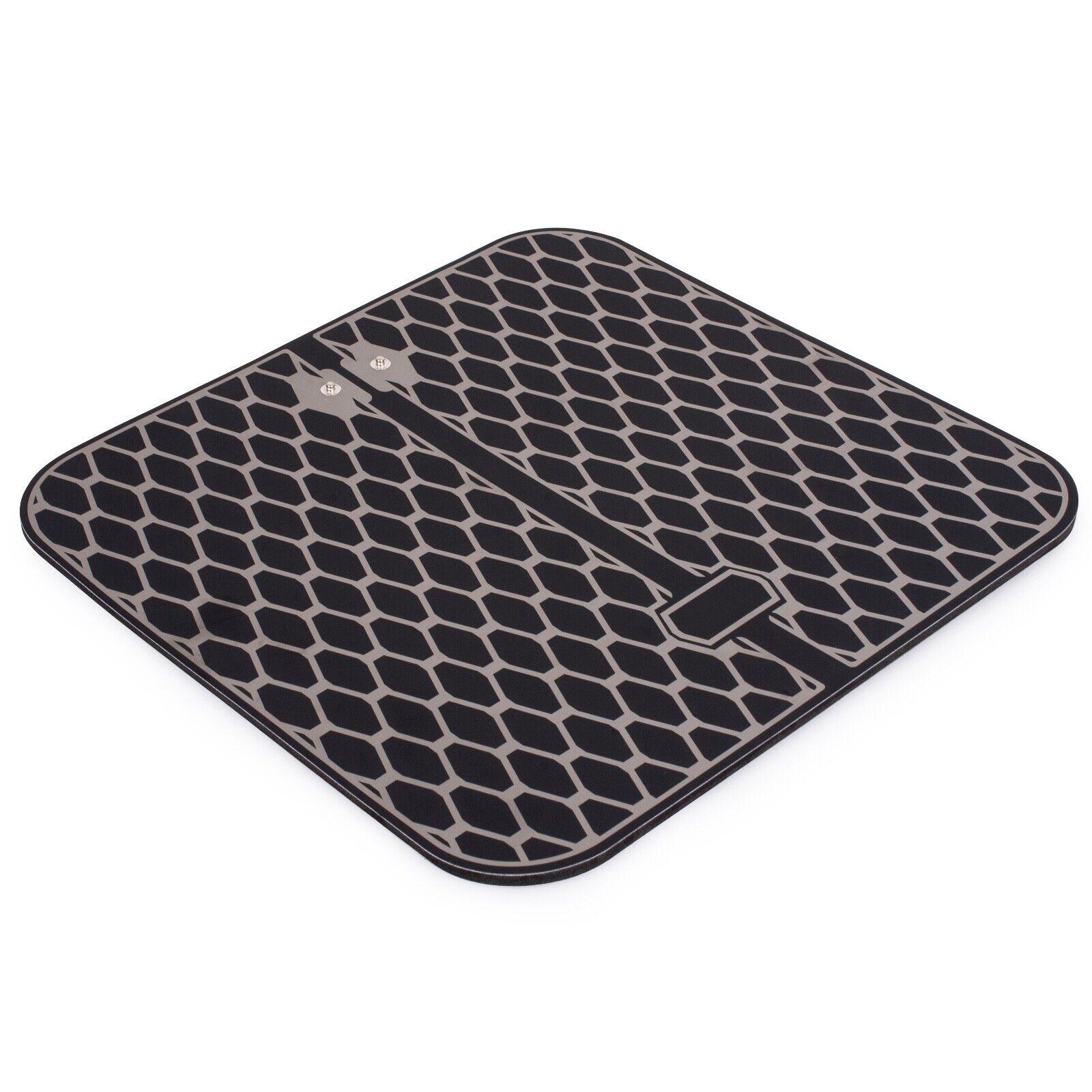 ems tens foot massager pad mat attachment