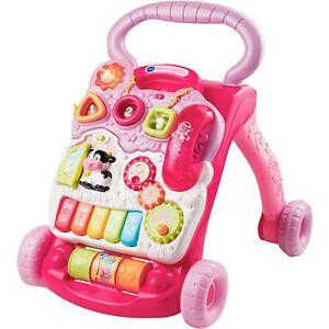 Vtech Spiel- und Laufwagen, Kinderfahrzeug, rosa