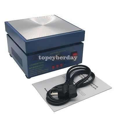946c Electronic Hot Plate Preheating Station For Pcb Smd Heating Work 220110v