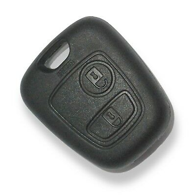 Car Parts - TOYOTA AYGO remote KEY FOB case 2 buttons