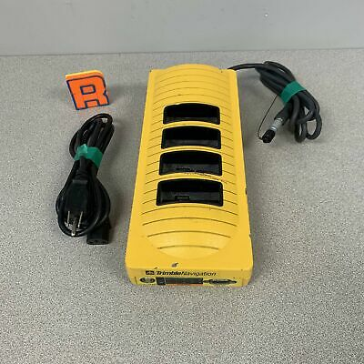 Trimble 20669-40 4 Slot Battery Charger