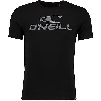 2300 T-shirt Short (O'NEILL MENS T SHIRT.ORGANIC COTTON BLACK SHORT SLEEVED CREW TEE TOP N0 2300/901)