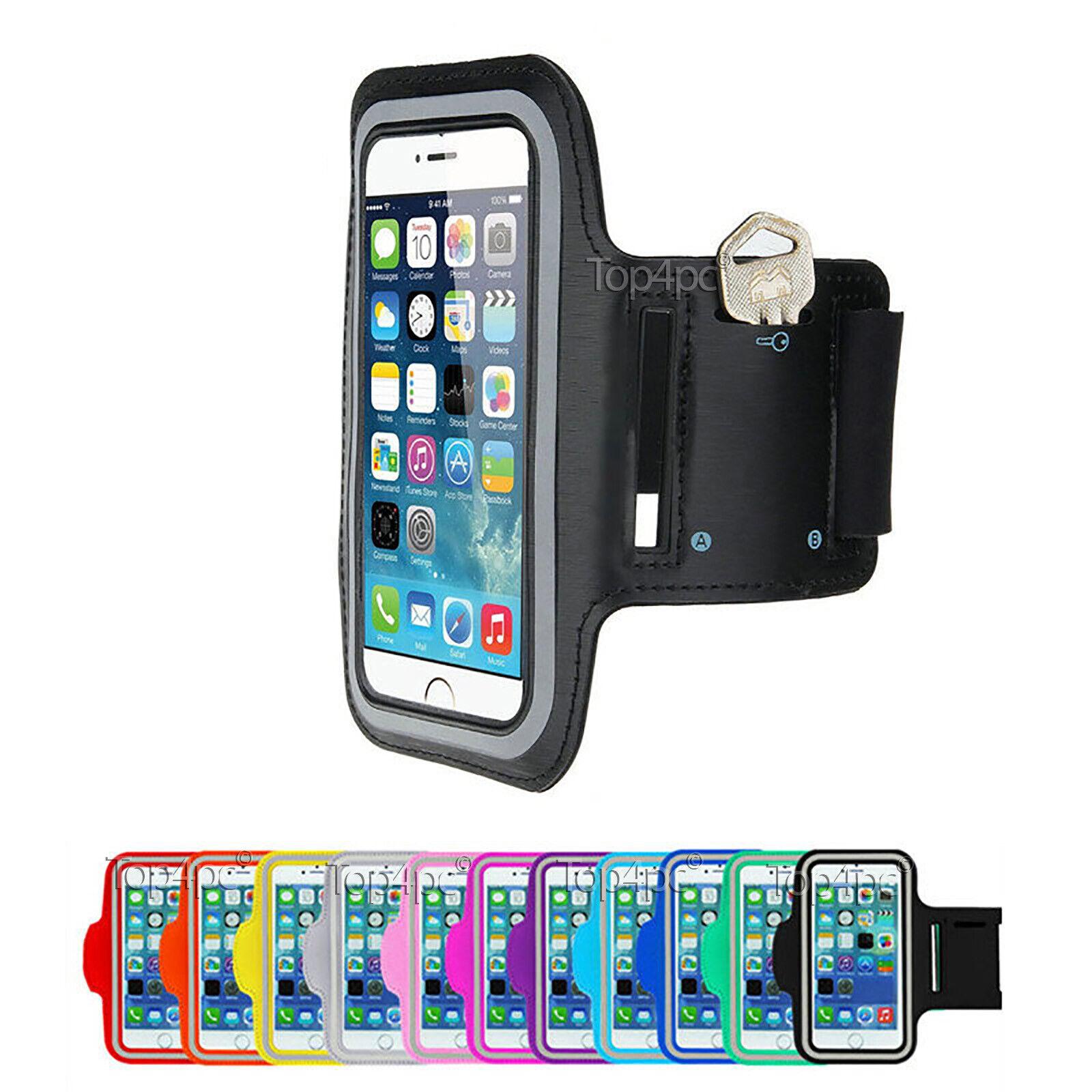iPhone XS X XR 6 7 8 Sport Armband Fitnessarmband Joggingarmband Handy Armband