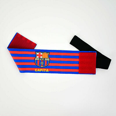 Barcelona Away Captain Armband MESSI Brazalete Capitán Réplica for Shirt Jersey