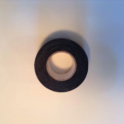 "BLACK HOCKEY TAPE - 1 1/2""x15yds. (1 roll)"