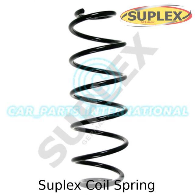 Suplex Coil Spring, Rear Axle, OE Quality, 19320