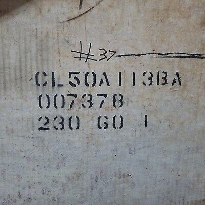 Walk In Cooler Bristol Cl50a113ba 230-60-1 11000 Btu 2hp Compressor
