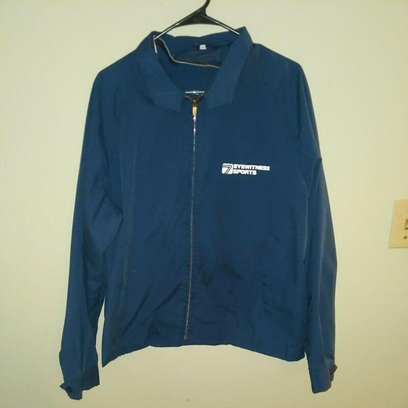 ABC Eyewitness News 7 - Eyewitness Sports Jacket - Vintage 80