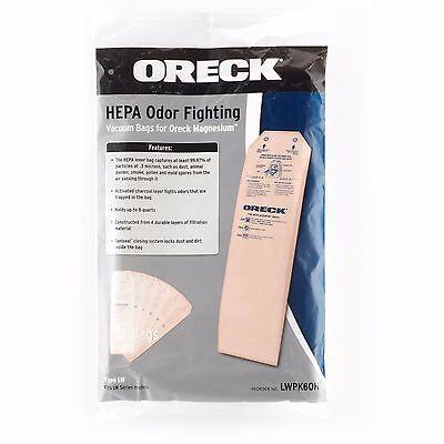 Oreck Hepa Odor Fighting Vacuum Bags For Oreck Magnesium