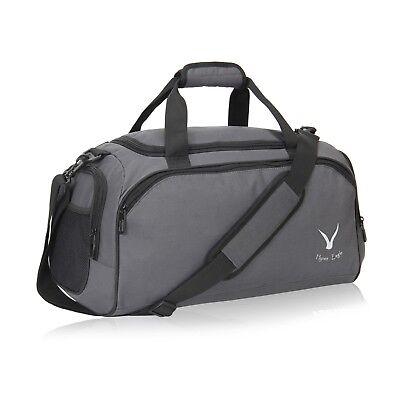 Sports Gear Bag Men Athletics Equipment Duffel Bag Fitness Sling Shoulder Bag