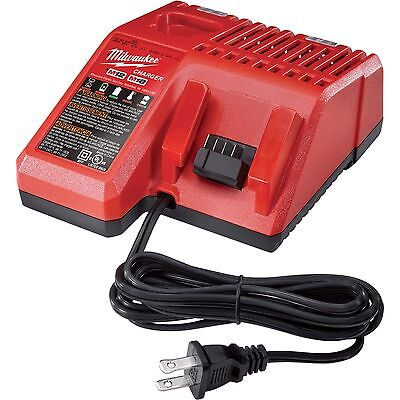 NEW Milwaukee 18V Charger 48-59-1812 for use with 48-11-1850 Batteries