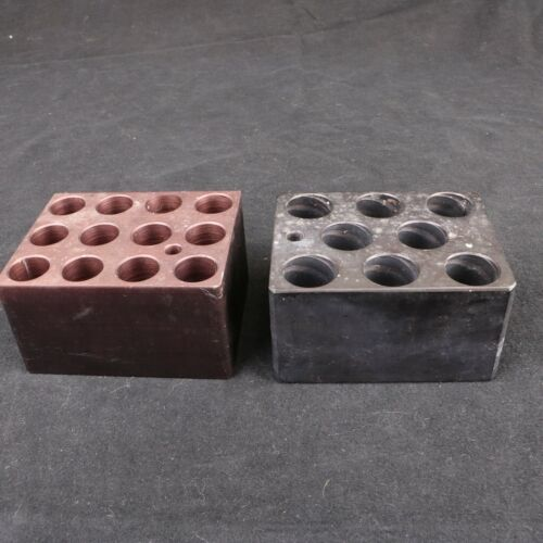 2 Test Tube Dry Bath Modular Heat Blocks