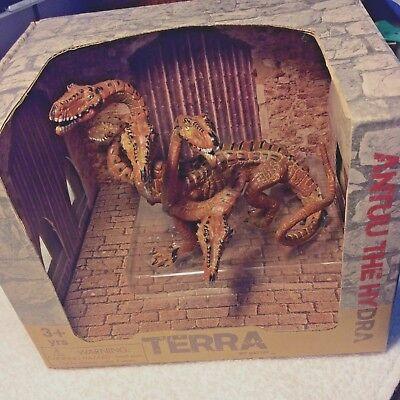 Terra Battat Antuu The Hydra Figure 5 Headed Dragon Quest for Tempest Hall NEW (Hydra Dragon)