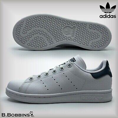 👟 SALE - Adidas Stan Smith Trainers Size UK 3 3.5 4 4.5 5 5.5 Boys Girls Ladies