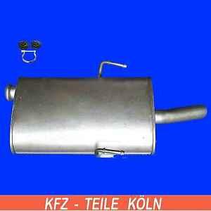PEUGEOT-406-2-0-16v-Silenciador-posterior