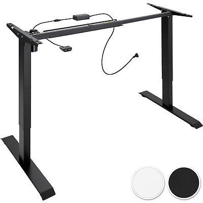 Tischgestell Schreibtisch Arbeitstisch Tisch Gestell elektrisch höhenverstellbar