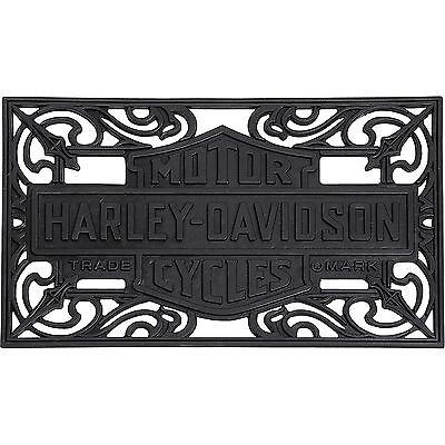 Harley-Davidson Classic Bar & Shield Entry Mat