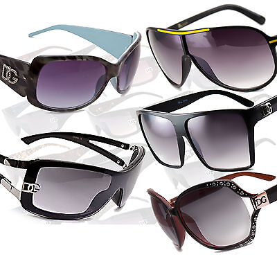 Wholesale Lot 12 Pairs Designer DG Sunglasses One Dozen Case Sale on Rummage