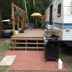 French River Trailer on Great Site