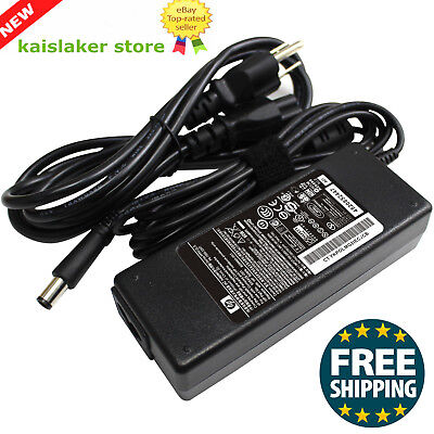 Genuine Hp Pavilion Dv4 Dv6 Ac Charger Ppp012h S Ppp012l E 609940 001 608428 001