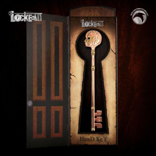 Locke & Key: Head Key in Ghost Door Box!