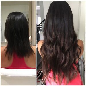 Premium Remy hair extensions full head Special $300