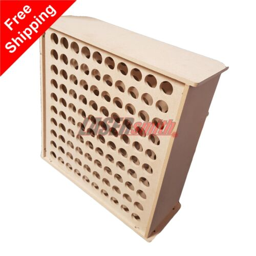 Pen Storage Holder for 100 Pens up to 20mm wide fits Ikea Kallax Units