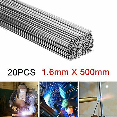 1.6500mm Wire Brazing Solution Welding Flux-cored Rods 20pcs Free Shipping