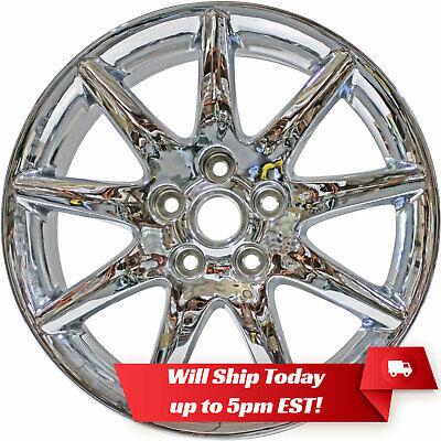 "New 17"" Premium Chrome Alloy Wheel Rim for 2006-2010 Buick Lucerne"