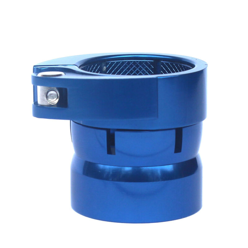 New Autococker Clamping feedneck Feed Neck-Brilliant Blue