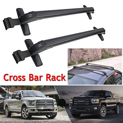 For Ford F150 2008-2016 Universal 43inch Car Roof Rack Luggage Carrier Cross Bar