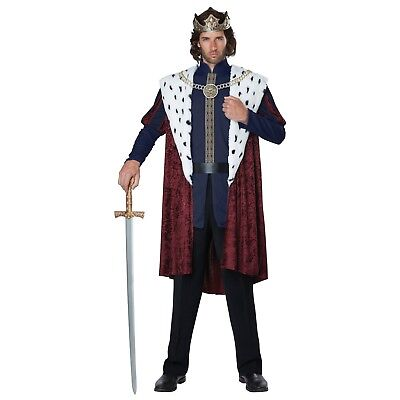 Royal Storybook King - Adult Costume - Medieval / Game of Thrones](Medieval King Costumes Adults)