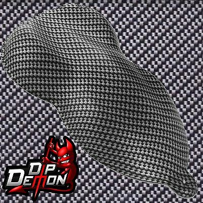 Hydrographic Film Carbon Fiber Black Clear Water Transfer Hydro Dip Dipping