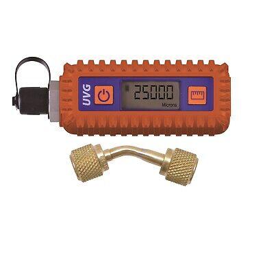 Uniweld Uvg Digital Vacuum Gauge 14 X 14 Female Adapter