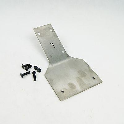 Steel Front Frame Lower Chassis Brace for HPI Rovan King Motor 1/5 Baja 5B SS 5T