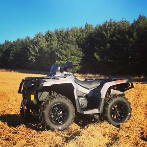 2017 CAN-AM Outlander 650XTP