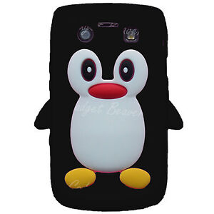Fits,Blackberry Bold 9700 Case, 9780 / 9020 Cover, Skin, New Cute Penguin Series