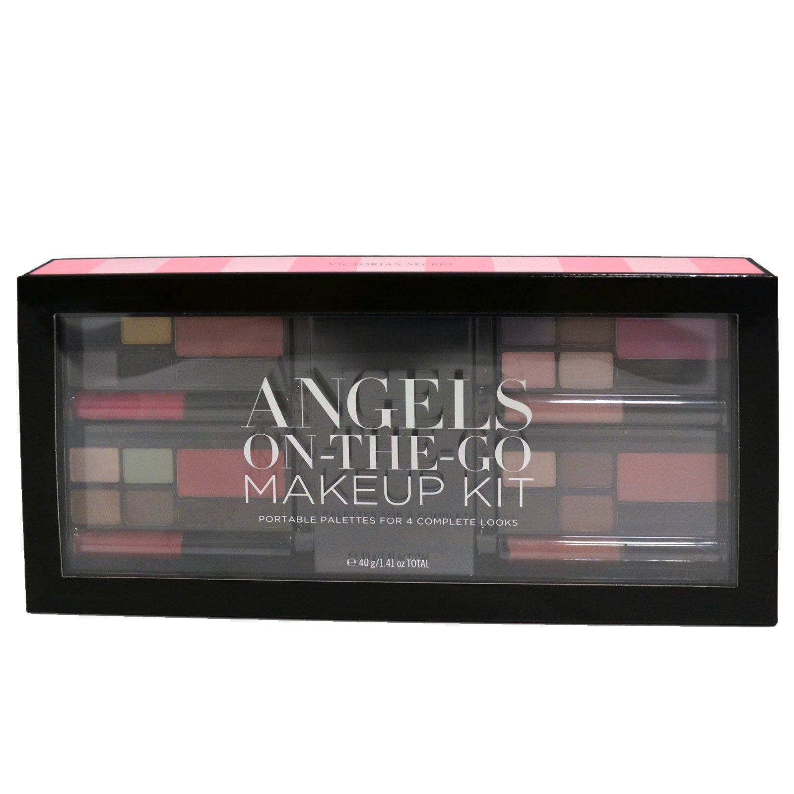 Victoria's Secret Makeup Kit Cosmetic Palette Set Angels On