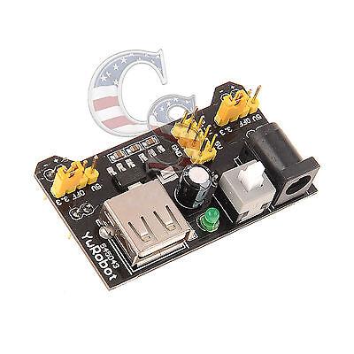 MB102 Breadboard Power Supply Module 3.3V 5V for Arduino Bread Board