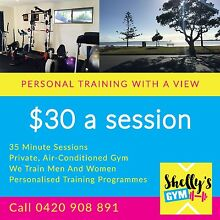 Female Personal Trainer Manly Brisbane South East Preview