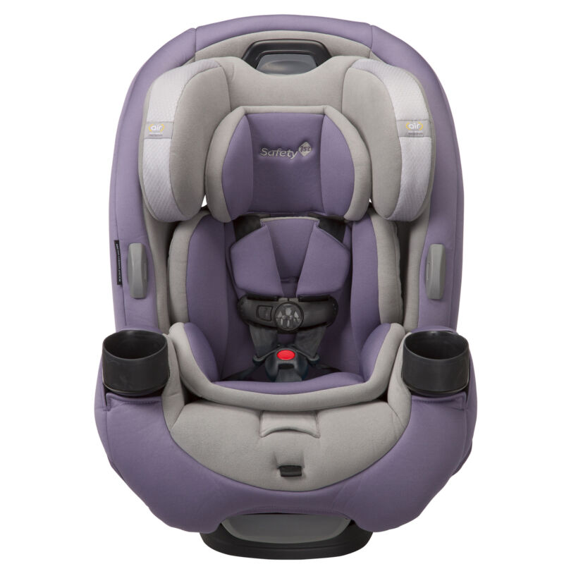 Safety 1st Grow & Go EX Air 3 in 1 Convertible Baby Car Seat, Silverbury Ash