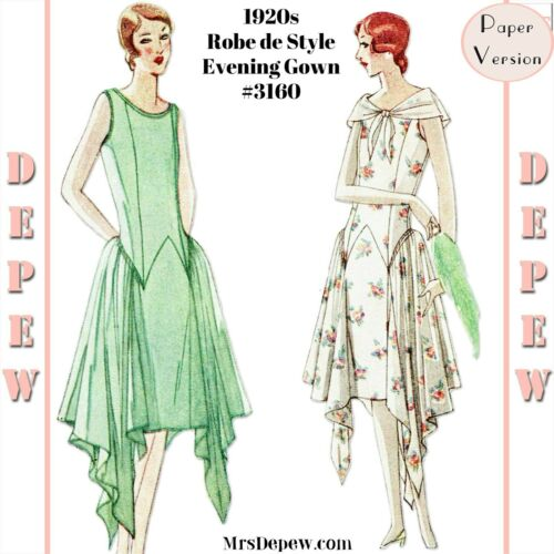 Vintage Sewing Pattern Ladies