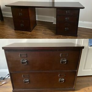 Solid Wood Executive Desk Buy Or Sell Desks In Ontario