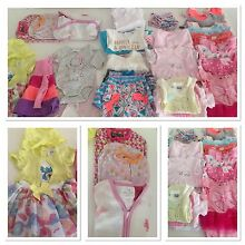 Huge Baby Girl Bundle Butler Wanneroo Area Preview