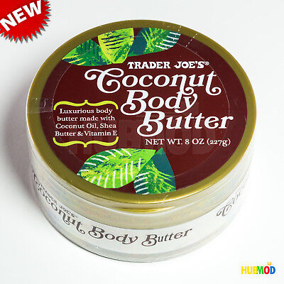 Trader Joe's Coconut Body Butter with Coconut Oil/Shea Butte