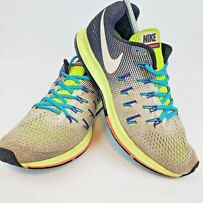 Nike Air Zoom Pegasus 33 Women's Running Shoe 831356 017 Size
